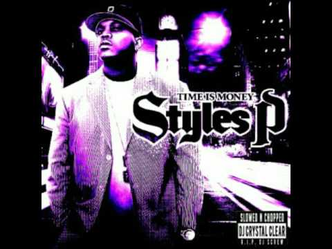 Styles P - Favorite Drug Slowed & Chopped by dj crystal clear