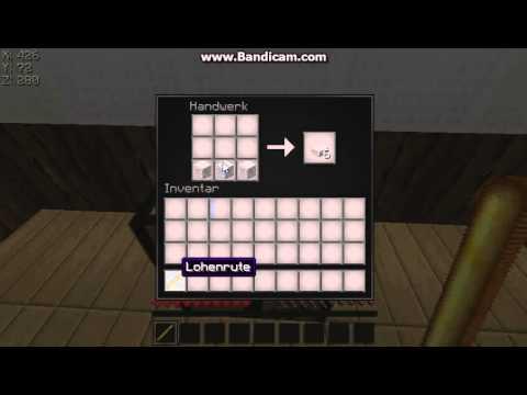 Minecraft Braustand Craften Tutorial YouTube