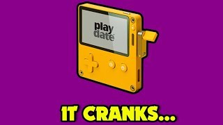 Firewatch Publisher Is Releasing A Portable Console...With A Crank... #PlayDate