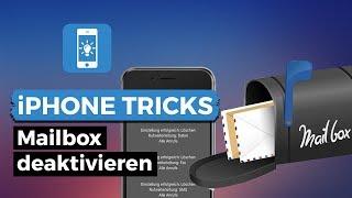 iPhone Mailbox ausschalten - So einfach geht's!
