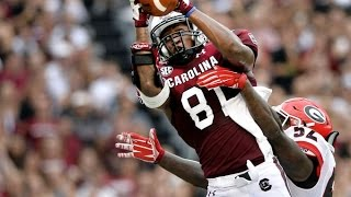 #6 Georgia vs. #24 South Carolina 2014 ||HD|| 1080p