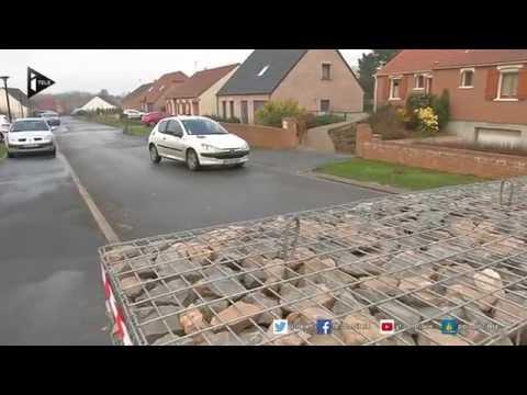 Hénin-Beaumont : Un mur qui ne casse pas des briques