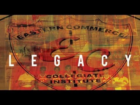 Eastern Commerce - Toronto Basketball Legacy