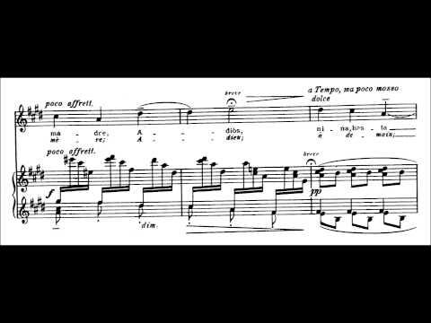 Manuel de Falla - Siete canciones populares españolas (GSARCI VIDEO VERSION)