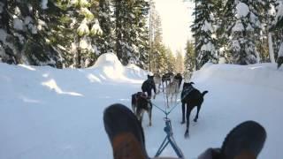 Winter Fun at Sunriver Resort