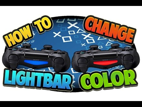 how-to-change-ps4-controller-light-bar-color