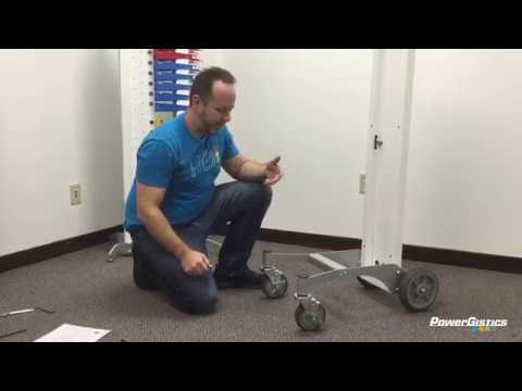 PowerGistics On How To Assemble Your Roller