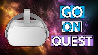 All Oculus Go Games On Quest Right Now