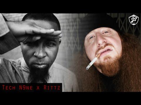 ♨Tech N9ne x Rittz Type Beat Instrumental -
