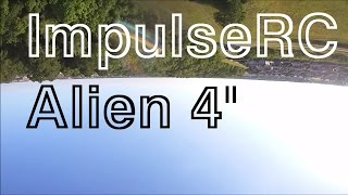 "ImpulseRC Alien 4"" - Under your Control"