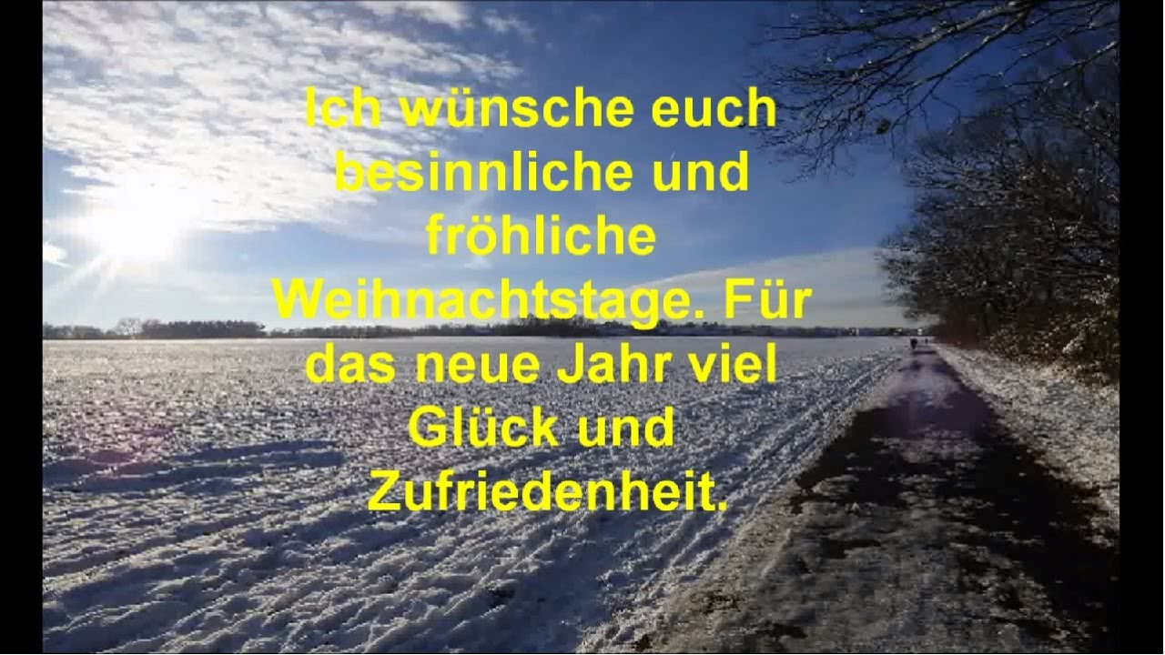 weihnachtsgr e frohe weihnachten gru frohes fest gr e f r handy smartphone freunde youtube. Black Bedroom Furniture Sets. Home Design Ideas