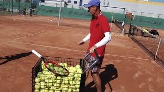 Теннис. Дневник тренировок. 15.