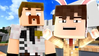 YANDERE - PAUL BLART HELP US! (Minecraft Roleplay) #12