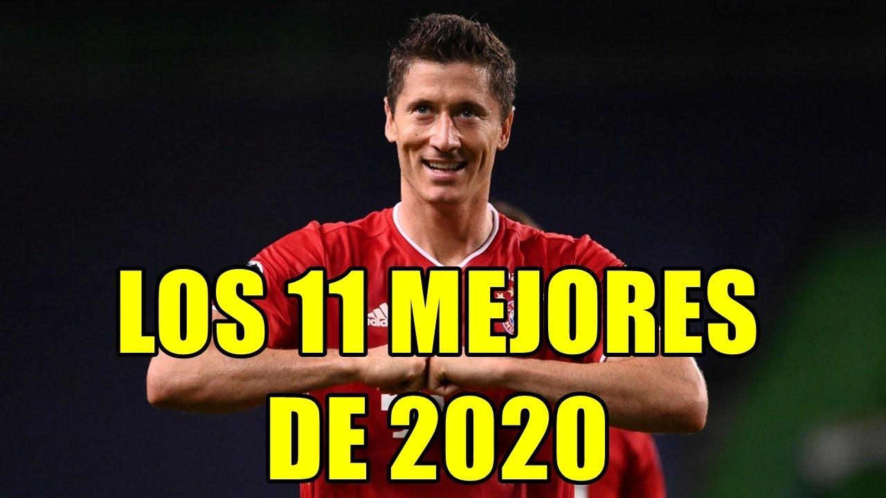 LOS 11 MEJORES JUGADORES DEL AÑO 2020 EN EL FÚTBOL EUROPEO | MISTER SEITAN