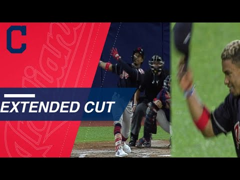 Extended Cut of Lindor's big game in Puerto Rico