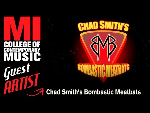 Chad Smith's Bombastic Meatbats Concert