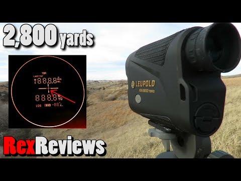 Ranging 2,800 yds for $500? Leupold RX-2800 Rangefinder