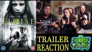 """Eloise"" 2017 Trailer Reaction - The Horror Show"