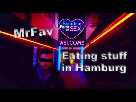 ASMR eating dessert at RLD Hamburg