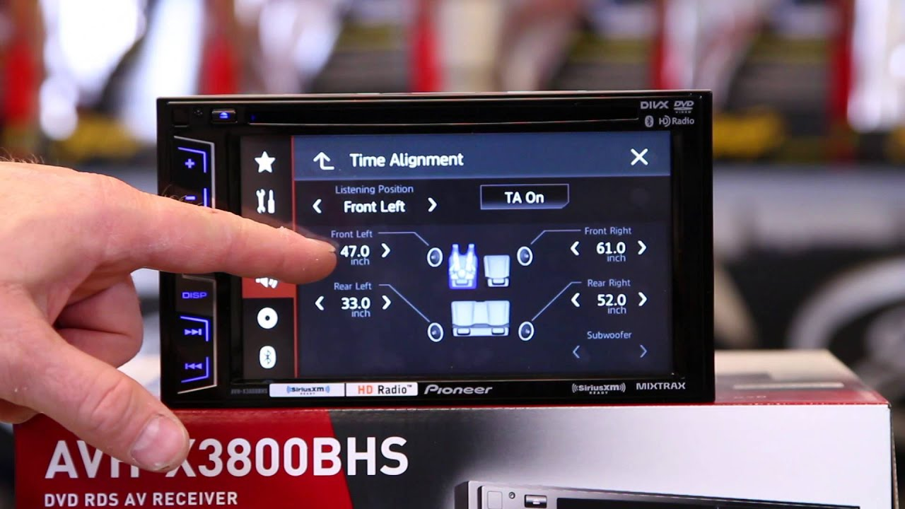 Boss Audio Car Stereo Settings Free Download Wiring Diagrams 870dbi How To Use The Standard Setting Eq On 2016 Pioneer Avh Radio