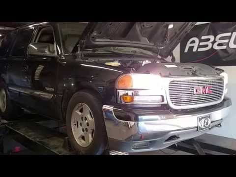 AZN's Magnacharger Supercharged 2002 Yukon 5.3L