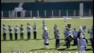 Colegio Manuel Belgrano en el V concurso Nal. de Bandas Potosí - Bolivia