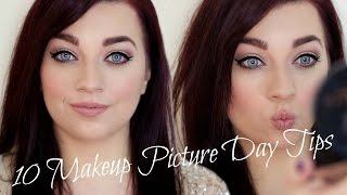 10 Makeup Tips for Picture Day/Passport Photos | Tuesdays Beauty Tips