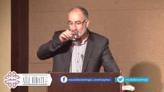 Acılarımızı Yönetmek - Mustafa İslamoğlu (3.Ders / Aile Ribatı 2013)