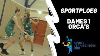 Sportverkiezingen Urk 2019 | Nominatie Sportploeg:  Dames 1 Schol/Orca's