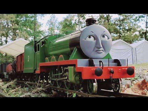 Gauge 1 Henry Replica | Running Clip