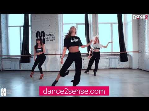 Sabrina Claudio - Wait vogue dance choreography by Tanya Ninja - Dance2sense thumbnail