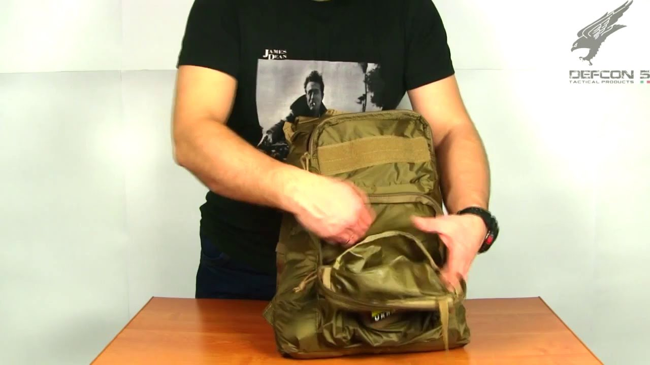 Sac ROLLY POLY 35L Coyote Defcon 5