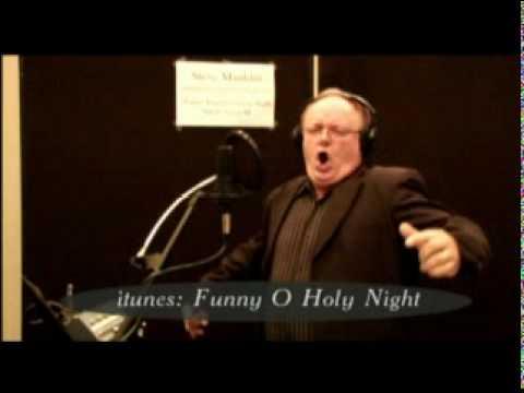 O Holy Night, Original Singer Steve Mauldin.mpg