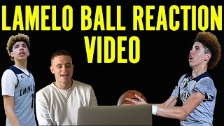 The Professor Reacts to Lamelo Ball's 92pts