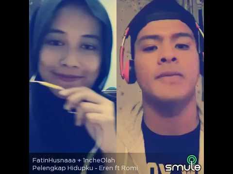 Pelengkap Hidupku - Eren & Romi ( Cover ) Inche Olah ft. Fatin Husna
