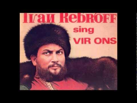 Ivan Rebroff - Lief Blompies in die Maanskyn (1971)