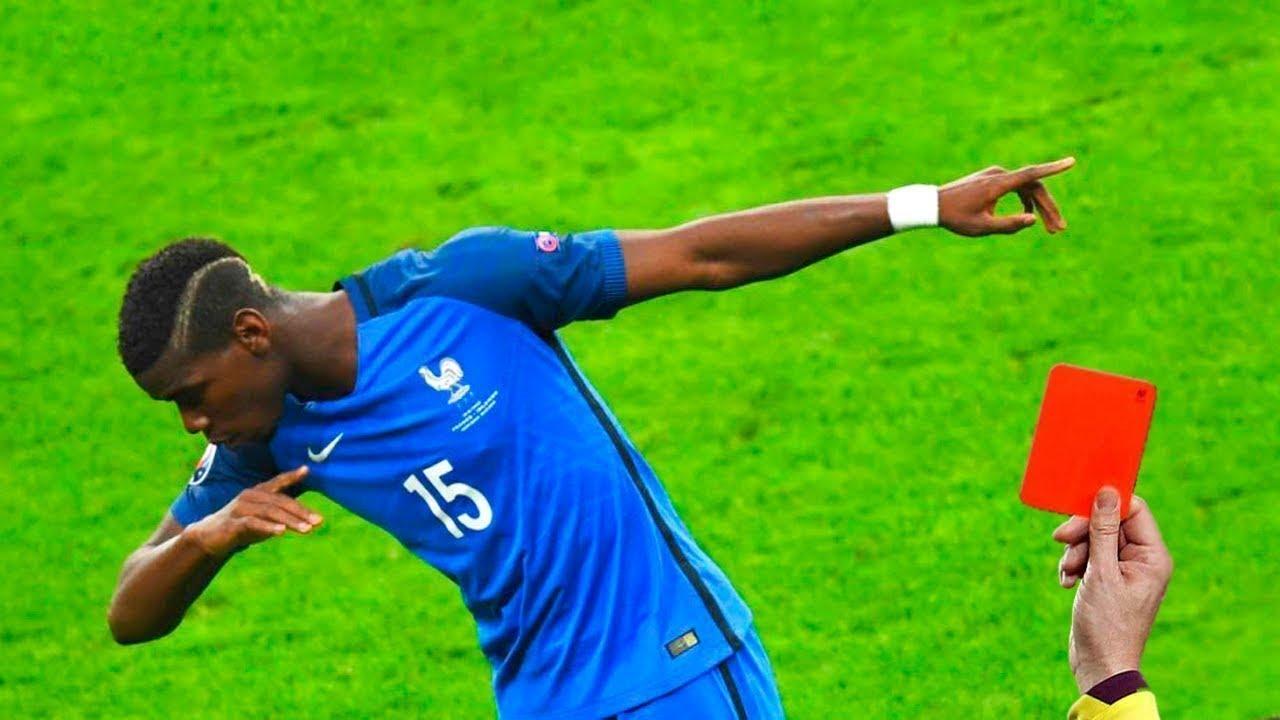 Dünya Futbolunun En Komik ve Eğlenceli Gol Sevinçleri...