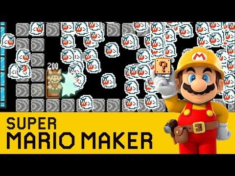 Mario Maker - 100 Mario Challenge - Expert (1)