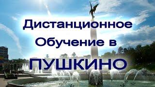 Дистанционное обучение в Пушкино