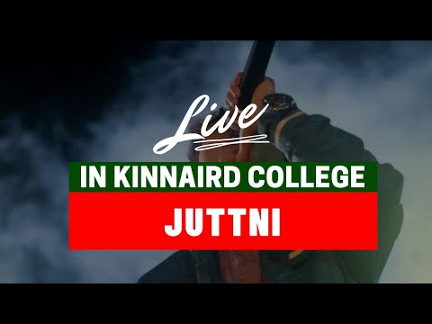 Billy-X Live in Kinnaird College - Juttni