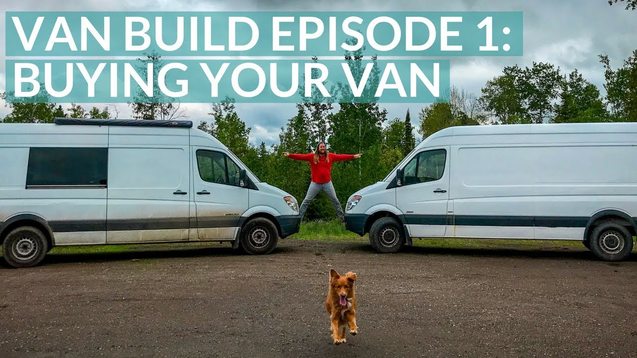 123edb8172 What to LOOK FOR when BUYING a VAN