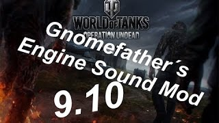 World of Tanks - 0.9.10 Gnomefather's mods