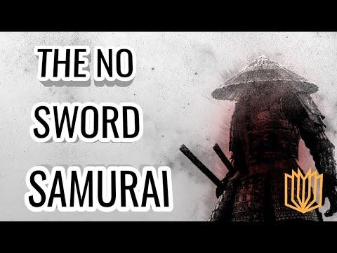 Story Time: The No Sword Samurai
