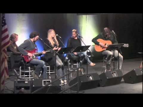 Peace in the Middle of the Storm by Chris Lizotte, Crystal Lewis, Marc and Kirstin Ford