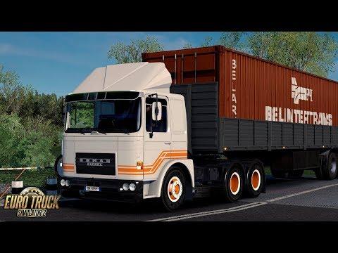 ETS2 1.30 The Moscow Region Roman Diesel Pavlovsky Posad - Company 7
