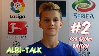 ALBI-TALK #2   BAYERN ZMIAŻDŻONY! (podsumowanie 2. kolejki Champions League)