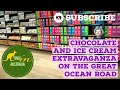 GREAT OCEAN ROAD CHOCOLATE AND ICE CREAM EXTRAVAGANZA ON THE GREAT OCEAN ROAD   ONLY IN AUSTRALIA