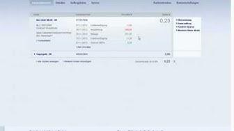 online banking Postbank Tutorial