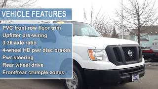 2012 Nissan NV - Ed Carroll Motor Company - Fort Collins, CO 80525