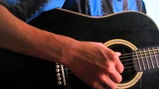 Ngày vắng anh - Thái Tuyết Trâm (guitar cover by Thọ Tic)